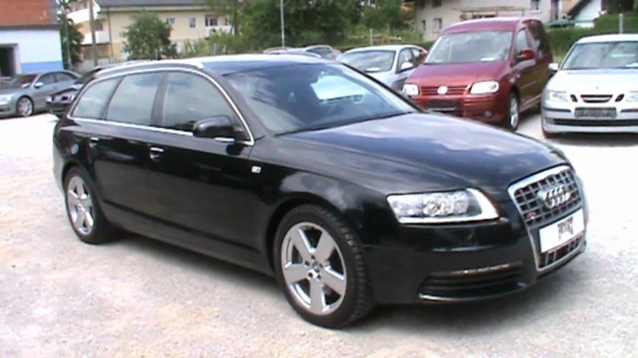 2008 Audi A6 Avant 2 7 V6 Tdi Multitronic S Line Recaro