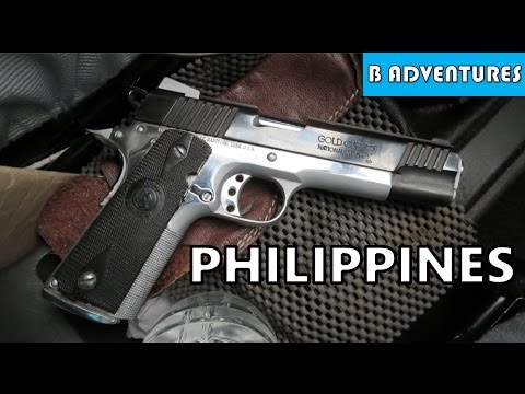 Travel Philippines, S2, Ep14, Dumaguete, Local Security Professionals, Shooting Sports, Negros