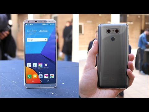 LG G6: Meine Meinung & Ersteindruck (Deutsch) | SwagTab