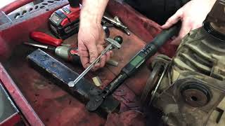 Can the Snap-on tech angle replace a beam torque wrench for rotational torque?