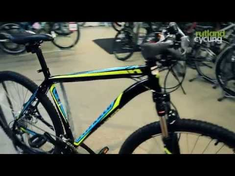 Specialized Hardrock Sport Disc 2014 Mountain Bike - Closer Look