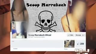 بدون حرج مغاربة الفيس بوك (صفحة Scoop Marrakech)