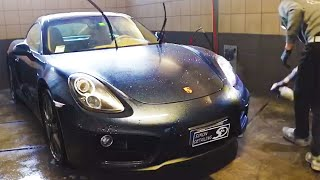 Detailing PORSCHE Cayman 2018 FULL OPTIONAL