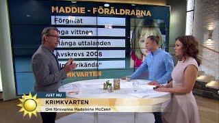 10 år sedan Madeleine McCann försvann - Nyhetsmorgon (TV4)