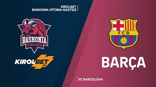 Баскония : Барселона
