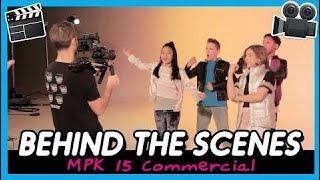 - Music kids Mini Pop Kids 15 Commercial - Behind The Scenes | Mini Pop Kids