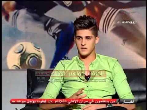 حلقة الكرة والجماهير مع احمد الشيخ  كامله 7 - 9 - 2015