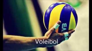 Voleo, Golpe bajo, Saque y Remate Voleibol