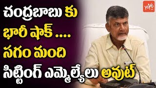 Chandrababu Naidu Takes Serious Decision on Sitting MLAs | 2019 Elections | TDP