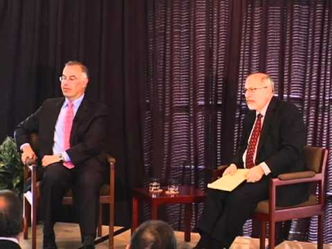 David Brooks at the Maxwell School/Public Agenda Policy Breakfast Part 3/4