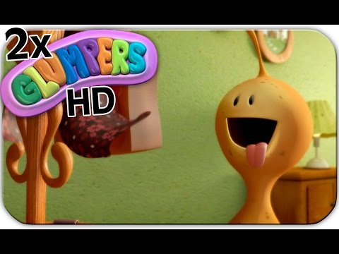 Funny Glumpers, cartoon series. Two episodes