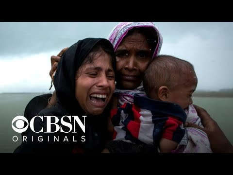 "CBSN Originals preview: ""Weaponizing Social Media: The Rohingya Crisis"""