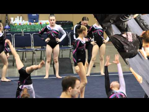 January 2012 Gymnastics Meets