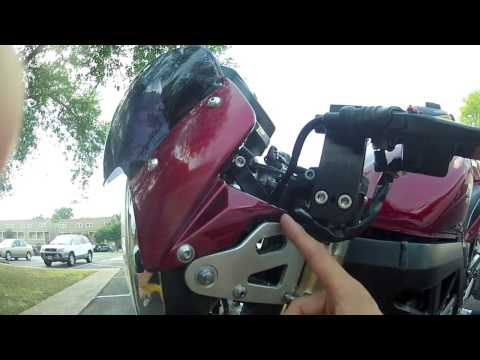 Project: SV650 GSXR Front End Swap (Lessons Learned)