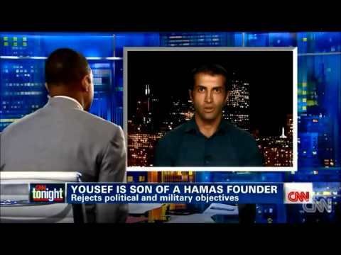 Hamas founder's son says that Hamas's goal not Israel, but Islamic world domination and Caliphate