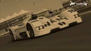 Forza Motorsports 7-Early Prototype Racers (BMW #15 & #16 BMW Motorsports V12 LMR '99)