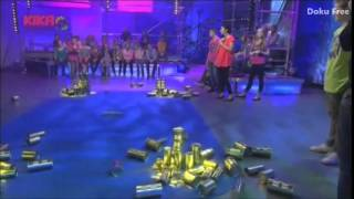 KIKA LIVE 2014 - Team Jess vs. Team Ben (Revanche) - Tag 1/4