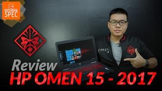 [Review] HP OMEN 15 – 2017 Gaming Notebook โครตคุ้มงบสามหมื่นได้ Win 10 + IPS