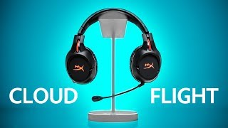 HyperX Cloud Flight Review - A Gaming Headset Worth the Wait!