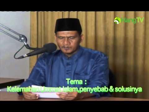 Kelemahan Ummat Islam,Penyebab Dan Solusinya
