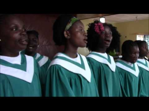 Choir Robes from W. Des Moines UM Church to New Life Christian Center, Rock Hole, Liberia