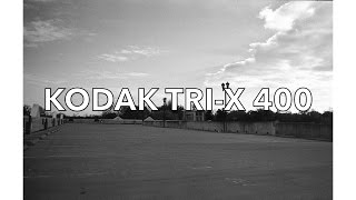KODAK TRI-X 400 (WEEKLY PHOTO WRAP UP)