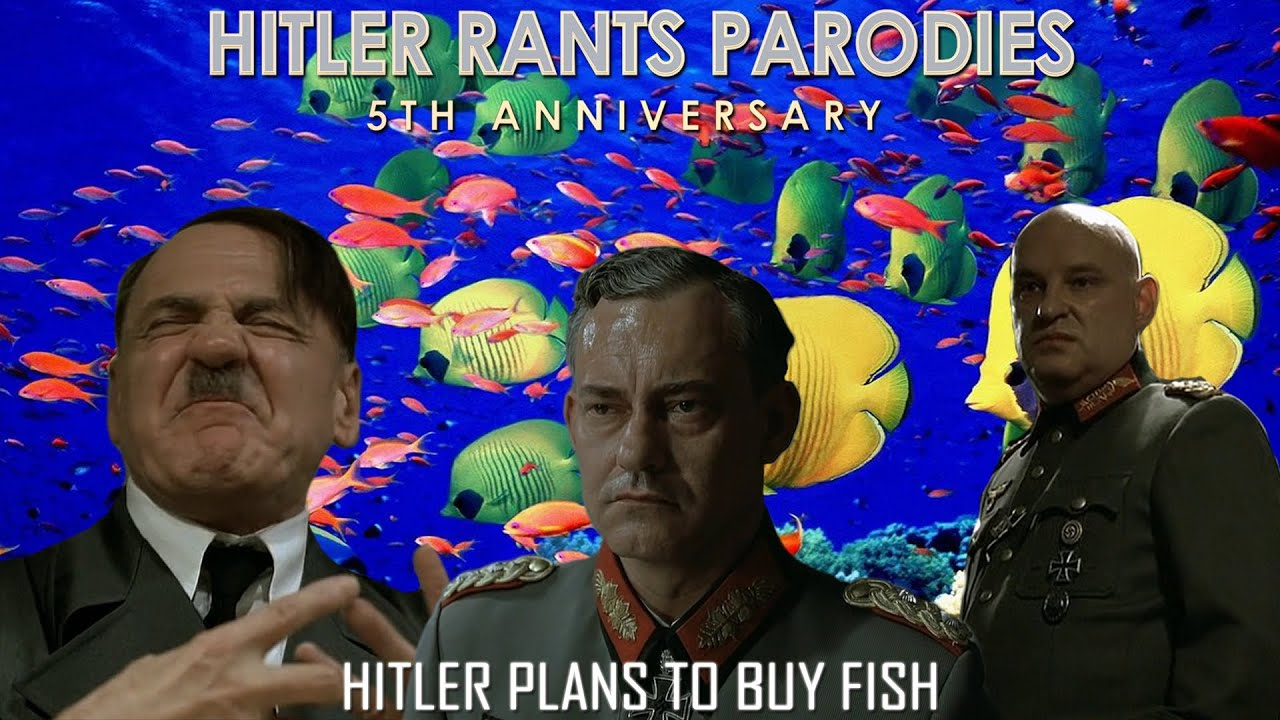 Hitler plans to buy fish