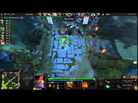 Page One vs Crystal Maiden or Die Tryin' UGC Central Invite Game 2 - Casted by DSwordfish