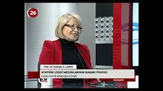 Günlük | Prof.Dr.Kadriye O. Lewis