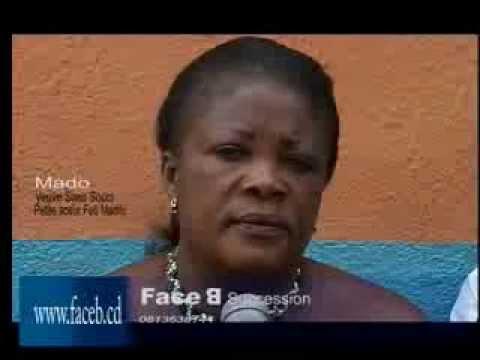 Paulin Mukendi Dans Face B: Succession avec la veuve MADILU Système