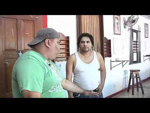 JUEGO DE BILLAR CON JULITO Y SU PAPA