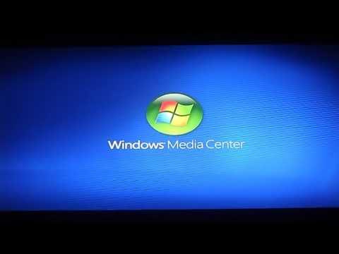 Configurando o Windows Media Center no Xbox 360