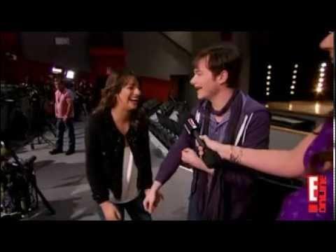 Lea Michele's Contagious Laughs