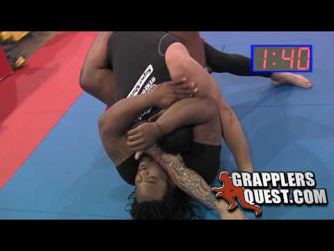 Ricco Rodriguez vs Kelly Gray at Grapplers Quest at UFC Fan Expo Las Vegas 2010 Video