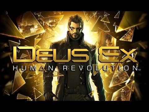 Фильм Deus Ex: Human Revolution (полный игрофильм, весь сюжет) [60fps, 1080p]