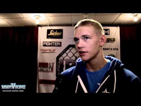 Oliver Enkamp IRFA 7 Pre Fight Interview
