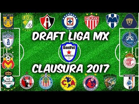 Todas las TRANSFERENCIAS del #DraftLigaMX rumbo al CLAUSURA 2017