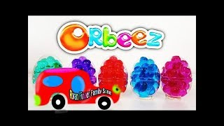 Learn Robocar Poli car station and Super Wings robot airplane toys and Learn Color shapes