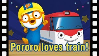 Pororo loves Train! | Pororo English Episodes | Pororo the little penguin