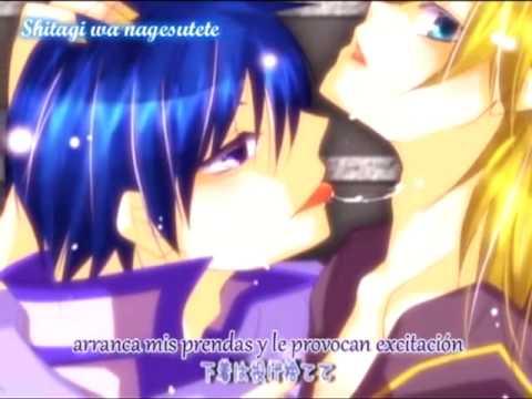 Kaito & Len - Shota Desuyon (sub Español) video