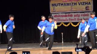 Tamil pasanga dance (Harish Dance)
