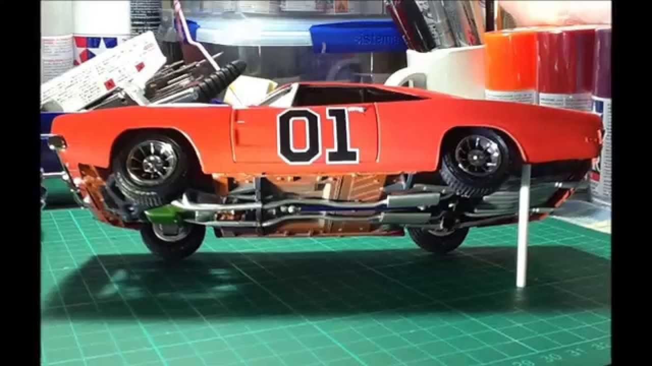 Plastic Cars And Truck Models Shows