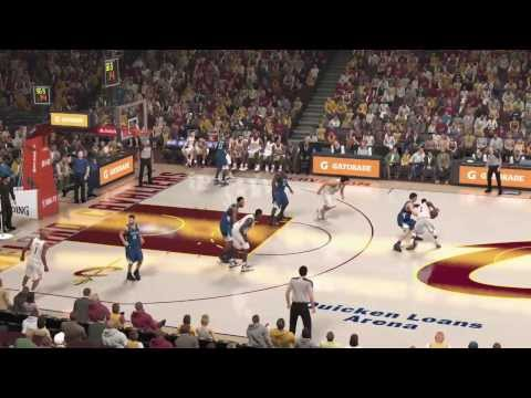 NBA 2k14(PS4) - Kyrie Irving Mix