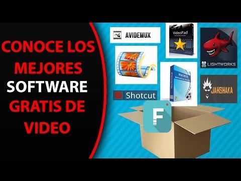 Programas para editar vídeos gratis en windows, mac y linux