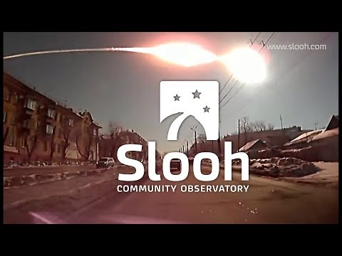 Slooh Asteroid Grand Challenge Announcement
