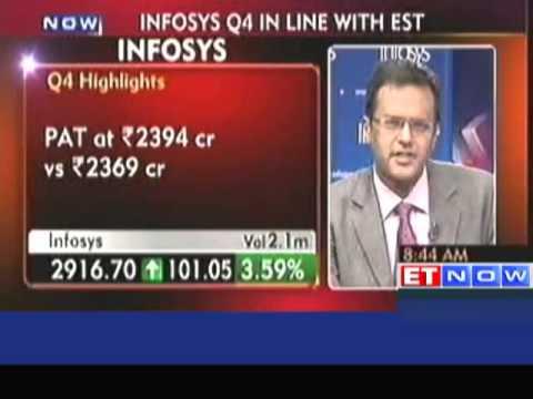 Infosys Q4 FY13 Profit Rises 3% at Rs 2390 crore