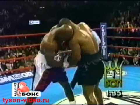 Майк Тайсон - Эвандер Холифилд 2 ч.3 Mike Tyson vs Evander Holyfield
