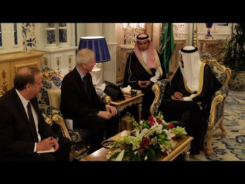 Dion's meeting with Saudi King reveals MORE Liberal hypocrisy over feminism