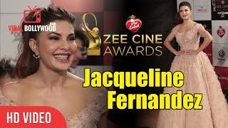 Jacqueline Fernandez At Zee Cine Awards 2018 | 30th December 2017