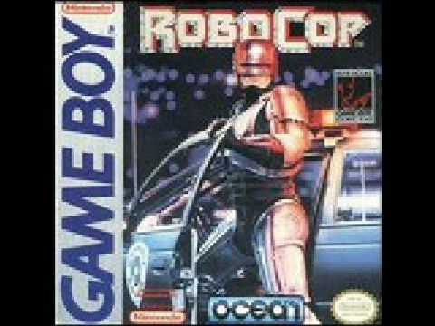 Robocop Title Theme (Gameboy version)